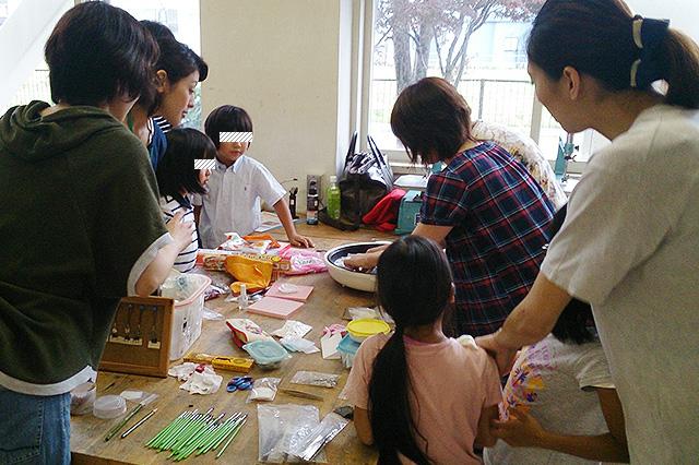 上白石小学校ミニ児童会館|体験教室