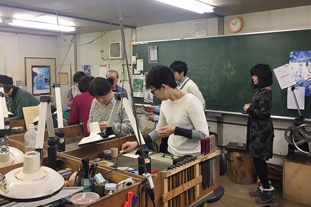 活動報告:2016年12月技術講習会